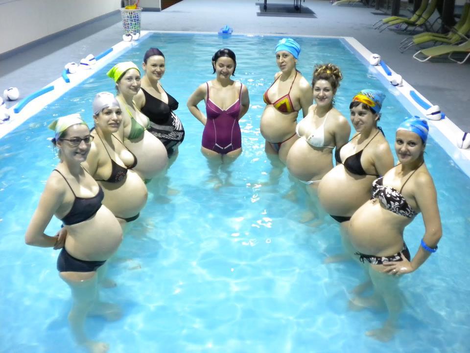 gimnastica gravide